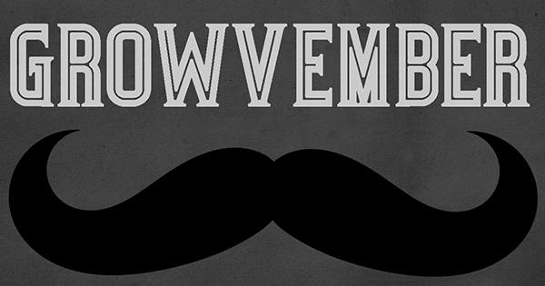 Growvember for Movember 2016