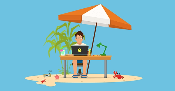 5 Ways to Disconnect from Work on Vacation